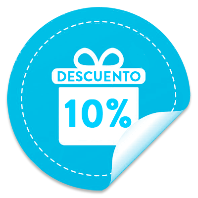 Descuento 10%-Tironcillo